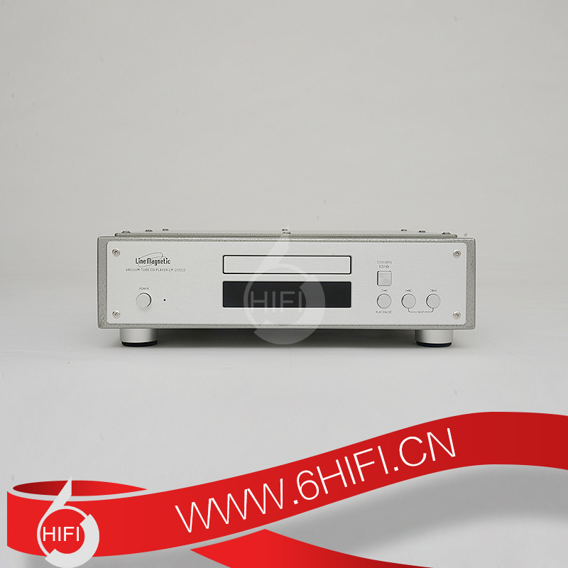 丽磁 LM-215CD Line magnetic LM-215CD 播放器 CD机【全新行货】